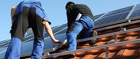zonne-energie opwekken