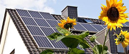 Zonnepanelen vergunning Almere