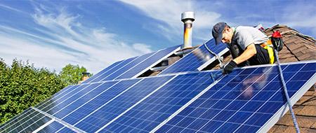 Onderhoud zonnepanelen